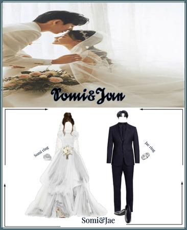 Somi&Jae Wedding