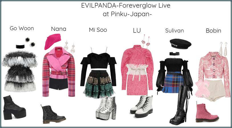 EVILPANDA-Foreverglow Live