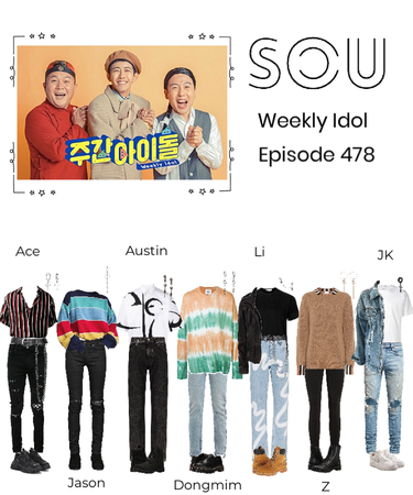 Weekly Idol episode 478- SOU 090320
