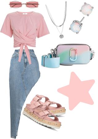 Pinky Summer