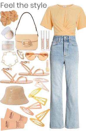 Feel the orange blush