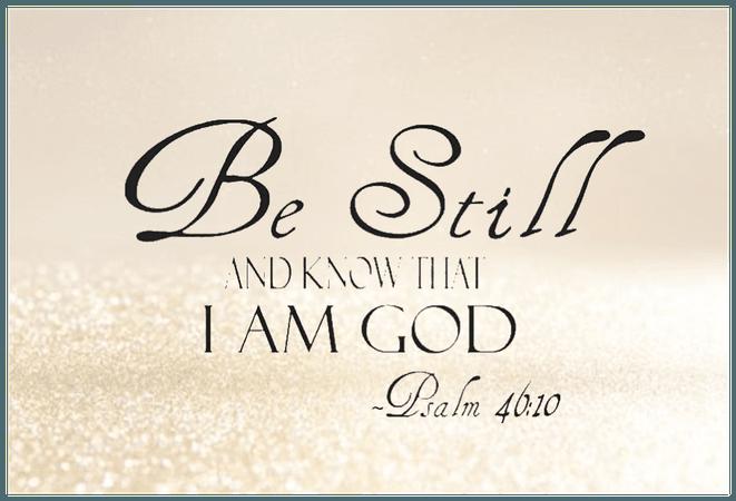 LOVE God!!!