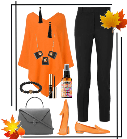 Orange you glad it's Fall