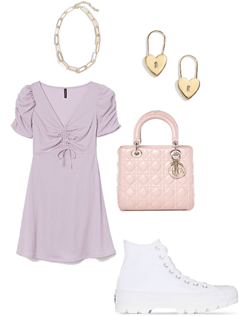 Lavender and Dior