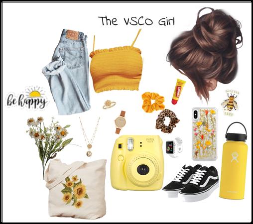 The VSCO girl