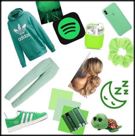 Comfy Green