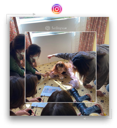 Somi Instagram Update|Date:10-8-21