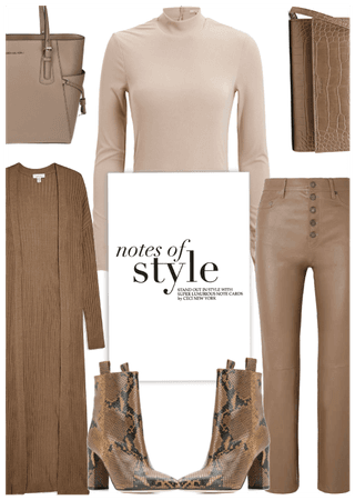 Get The Look: Monochromatic