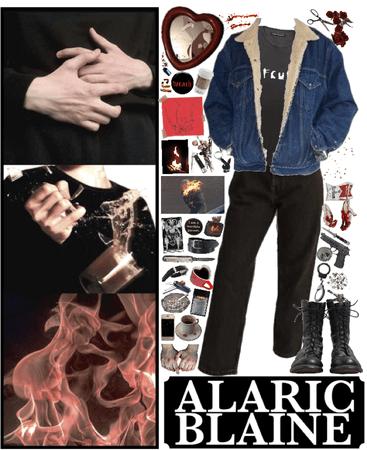 Alaric Blaine