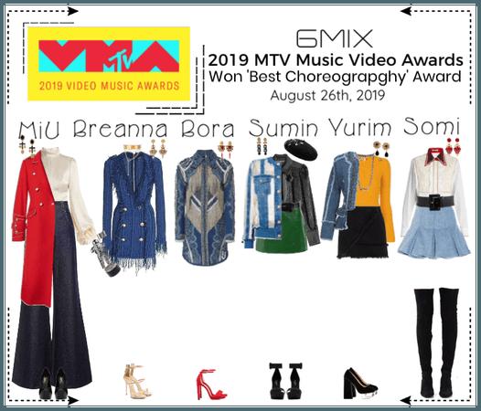 《6mix》2019 MTV Video Music Awards