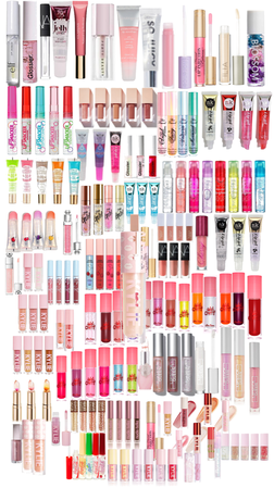 fave glosses & Daily makeup 4/4