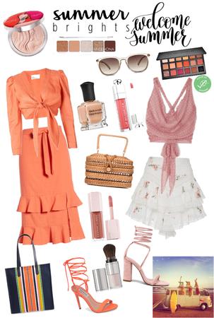 2 summer outfits 🌟xox