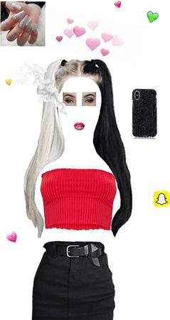 Snapchat baddie