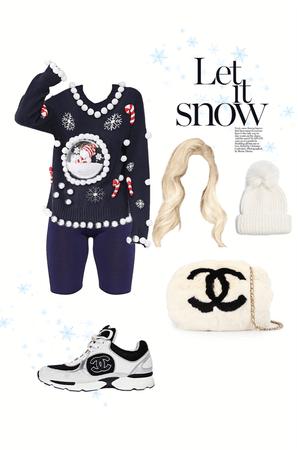 Ugly Sweater, But Make It Fashion