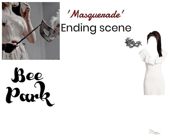Bee Park - Masquerade - Ending scene