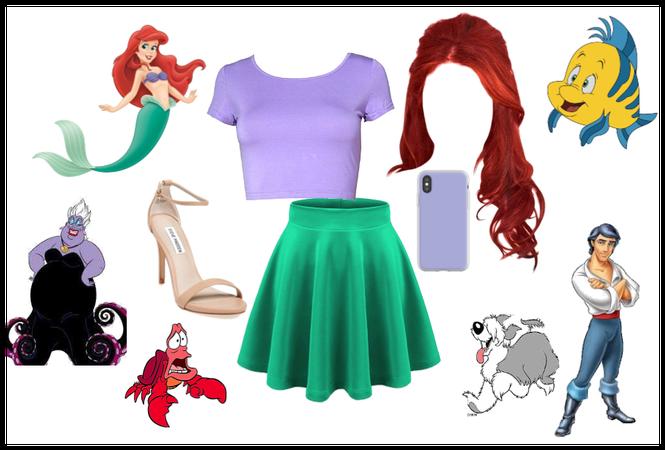 Modern Day Ariel