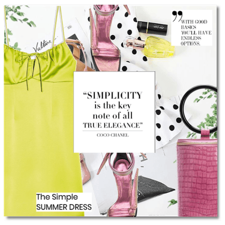 The Simple Summer Dress