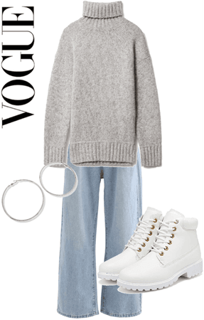 aesthetic outfit 🤍