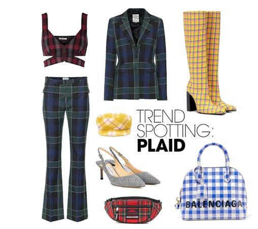 plaid trendsetter