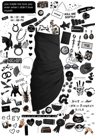 black | black