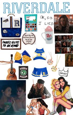 Riverdale Veronica vs Betty x