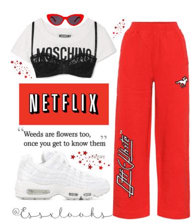 Netflix for Valentines