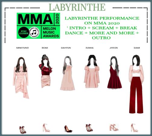 LABYRINTHE MMA 2020