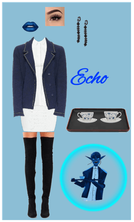 Echo Inspire Outfits