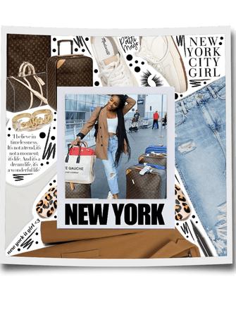 NEW YORK DESTINATION 🖤🤎