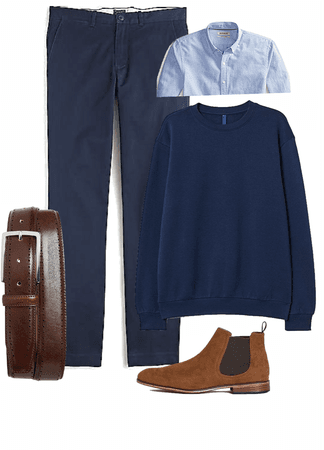 Classic work fit