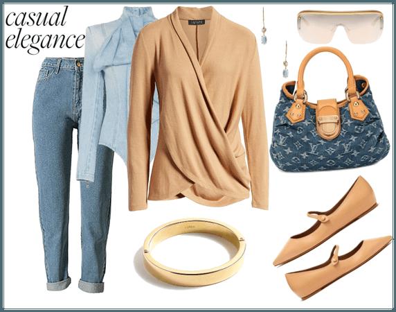 casual elegance
