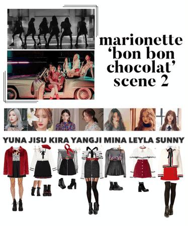 {MARIONETTE} 'Bon Bon Chocolat' M/V Scene 2