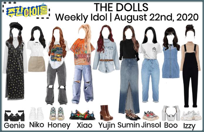 THE DOLLS (인형) | Weekly Idol