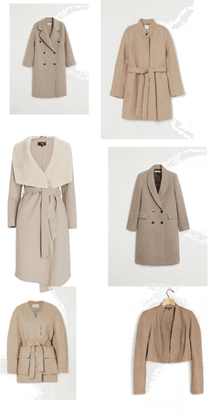 Taupe Jackets