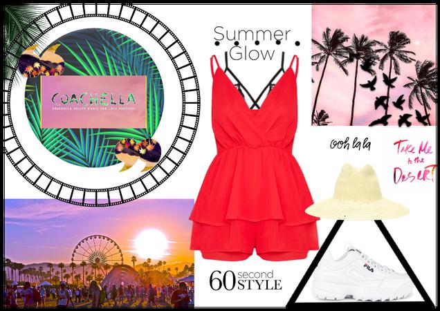 Coachella: 60 Secnd Style Edition