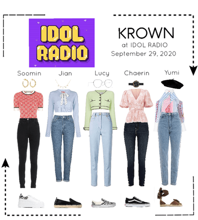 KROWN Idol Radio Ep. 531