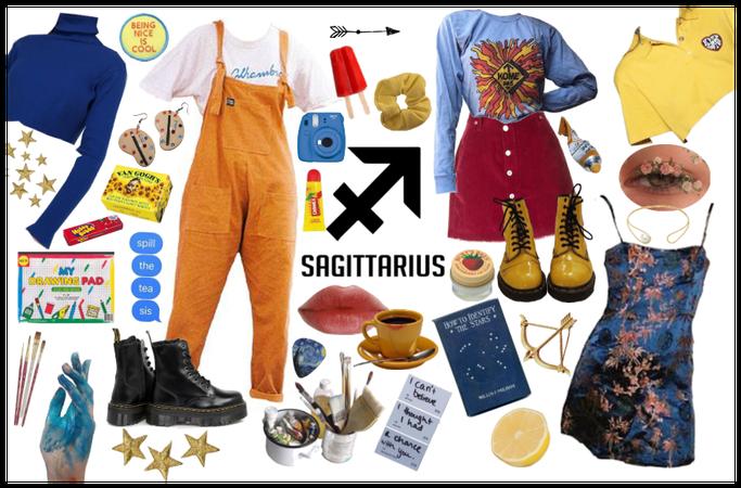 Sagittarius - Nov. 23 - Dec 21