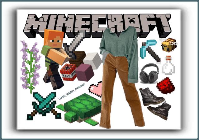 minecraft (alex)