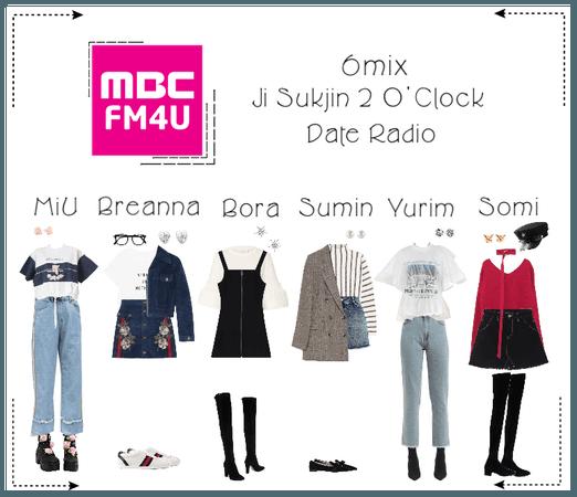 《6mix》Ji Sukjin 2 O'Clock Date Radio Show
