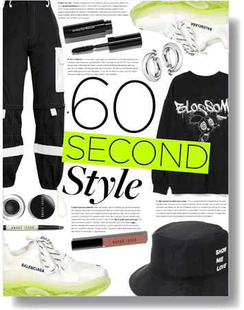 60 second style: bucket hat