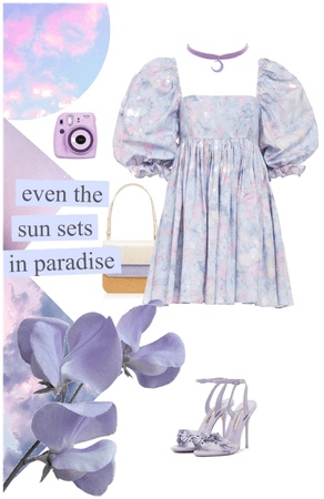 Lovely Pastel purple