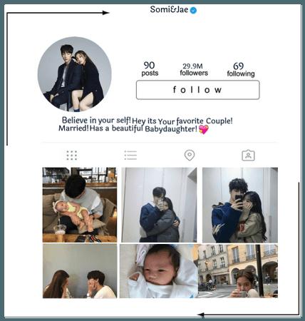 Somi&Jae Instagram Account