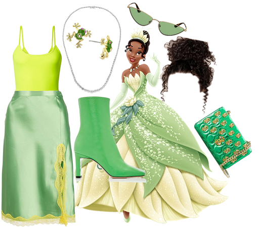 Tiana - The Princess and The Frog 🐸