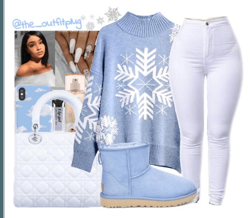 snowflake style!
