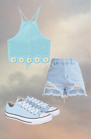 Cute Summer And Spring Outfit