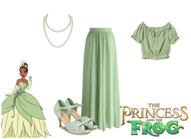 What Tiana Would Wear In 2019!