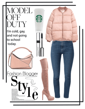 Look #16: cold and gay