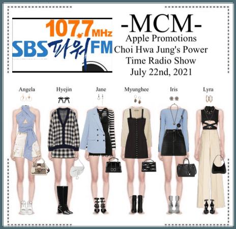 (미랔울움) MIRACULUM - [𝙈𝘾𝙈] Choi Hwa Jung's Power Time Radio Show