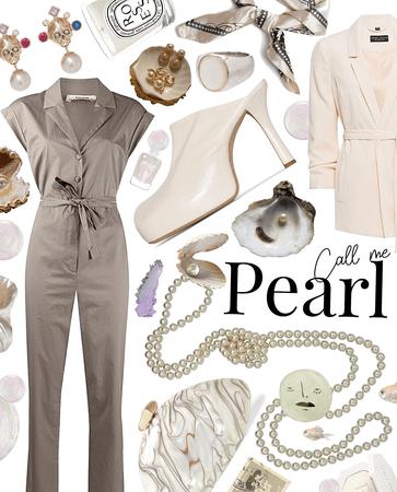 call me pearl