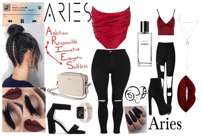 Aries night out